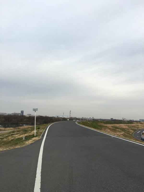 江戸川CR22.5km