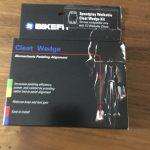 Bike Fit クリートウェッジ Speedplay Walkable ロード用をインプレ!